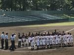 2018年4月【高学年】市川市少年野球連盟主催春季大会 決勝進出‼︎